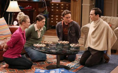 critique big bang theory 6x04 - Big Bang Theory - 6x04 - The Re-Entry Minimisation