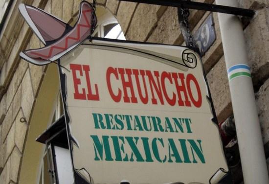 El Chuncho – Paris