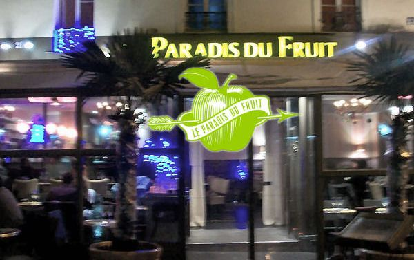 Le Paradis Du Fruit – Montparnasse