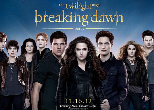 Twilight Chapitre 5 : Révélation 2e partie : L'arnaque finale