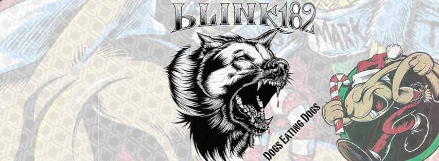 mark hoppus - Blink-182 - Dogs Eating Dogs 67839 4997724180196 1421600875 n