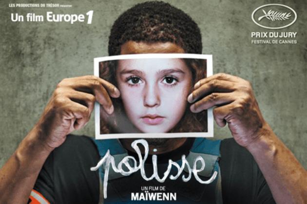 critique Polisse - Polisse : Le vrai sonne faux Affiche Polisse avec logo Europe 1 scalewidth 630