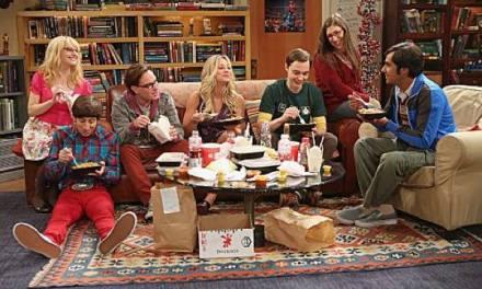 Big Bang Theory – 6×07 – The Habitation Configuration