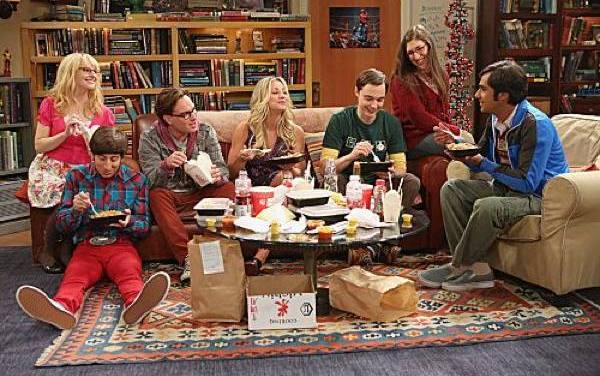 Big Bang Theory – 6×06 – The Extract Obliteration