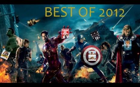 avengers - [Cinéma] Best-Of 2012 bestof2012