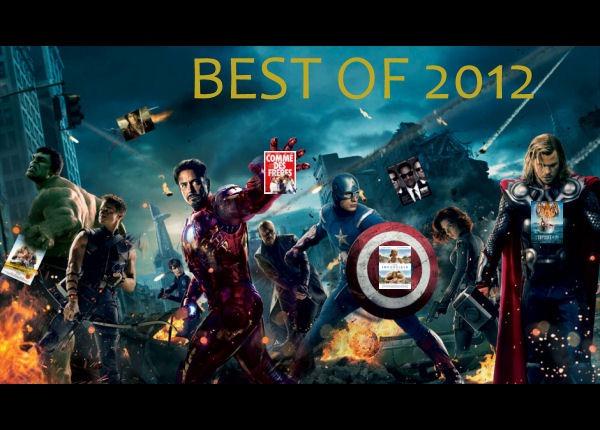 men in black 3 - [Cinéma] Best-Of 2012 bestof2012