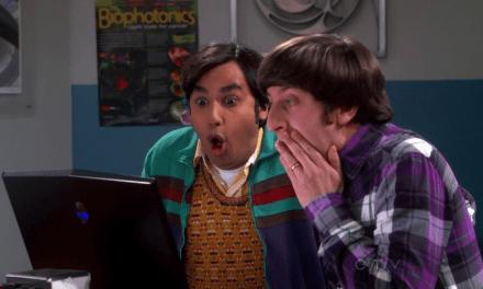Big Bang Theory – 6×08 – The 43 Peculiarity
