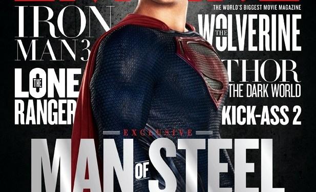 Superman Man Of Steel : Trois nouvelles images