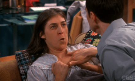 Big Bang Theory – 6×10 – The Fish Guts Displacement