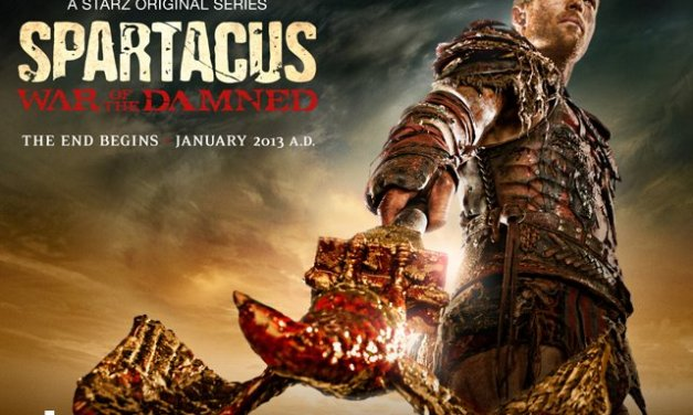 Spartacus : War of the Damned – 01 – Enemies of Rome