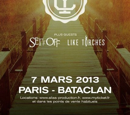 Yellowcard – Bataclan – 7 mars 2013