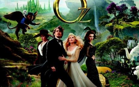 Fantastique - Le Monde Fantastique d'Oz : Alice, ça glisse Le monde fantastique dOz affiche française e1363009347865