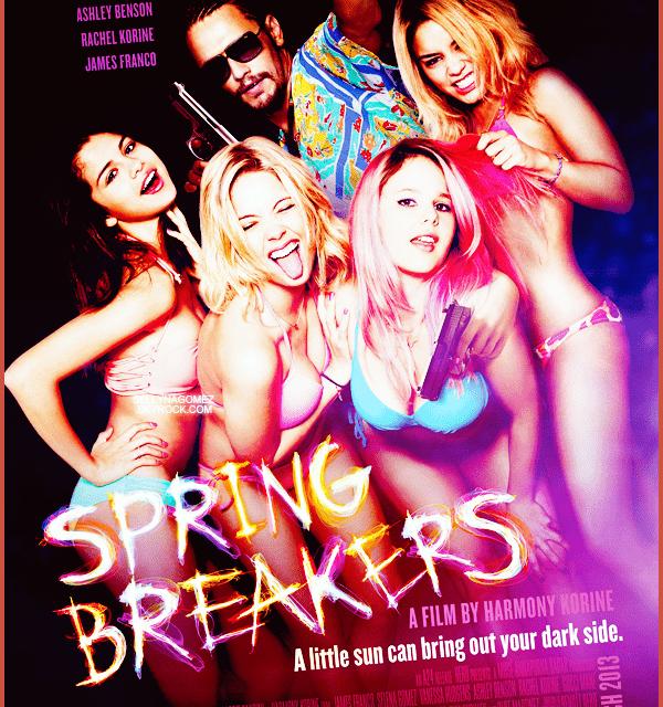 Spring Breakers : Harmony des sens