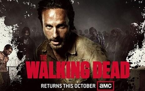 Walking Dead - Walking Dead, saison 3, la cavale se termine en prison Walking Dead S3 Une