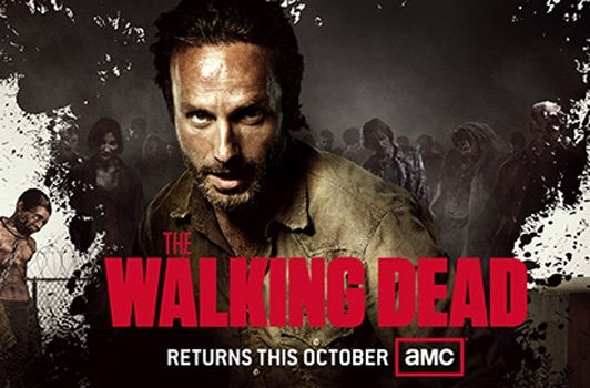Walking Dead - Retour sur les 4 premières saisons de The Walking Dead ! Walking Dead S3 Une