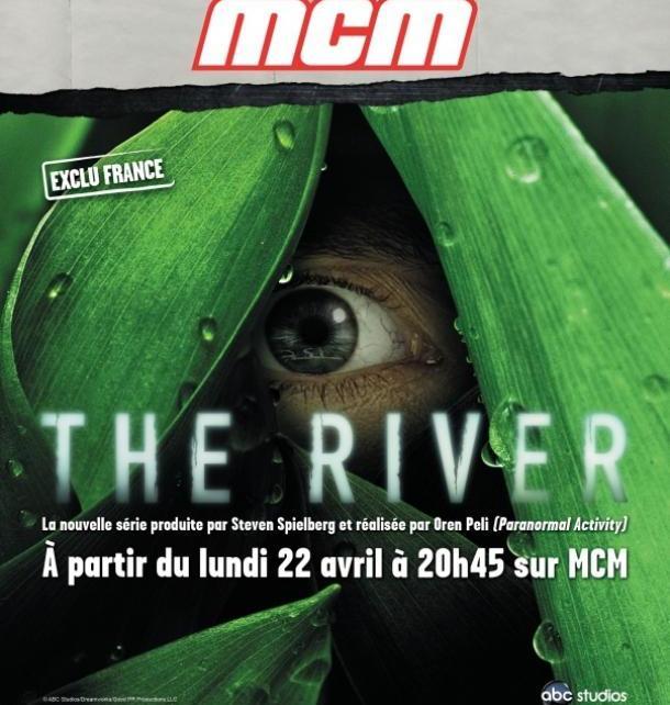 oren peli - The River débarque sur MCM