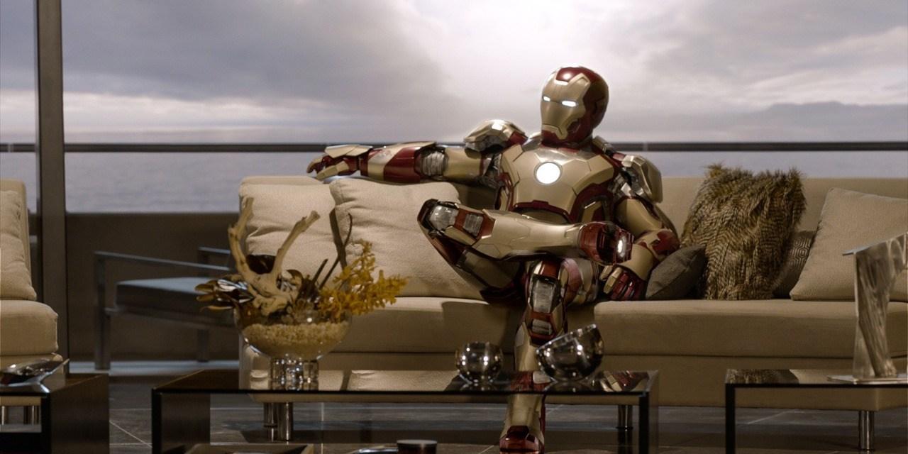 Iron Man 3 : Tranquille Man