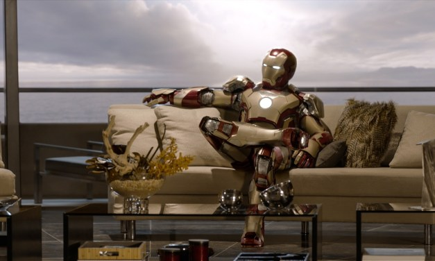 Iron Man 3 : Tranquille Man