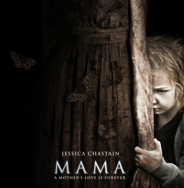 jessica chastain - Mamà : ouh ouh ouh ouuuuuh Mama poster1