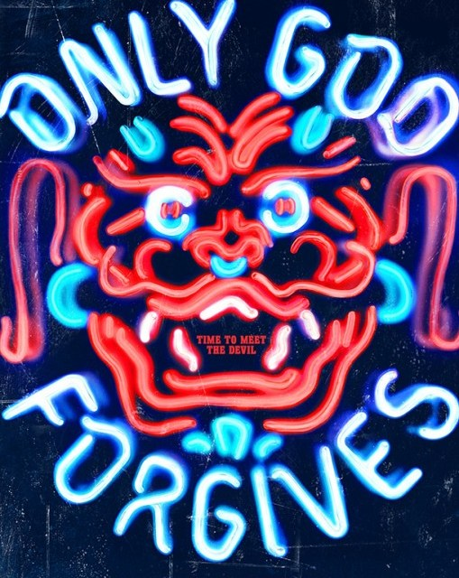 Only God Forgives : Only Gosling Drives