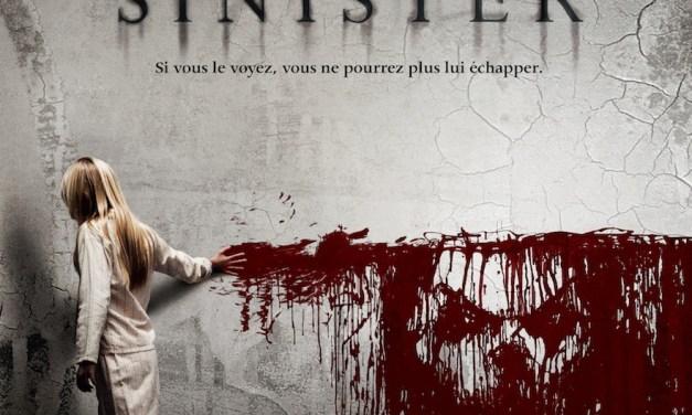 Sinister : film «super 8» oublié…