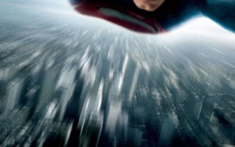 film de l'été - Man Of Steel : nouvelle affiche manofsteelsupermanposter