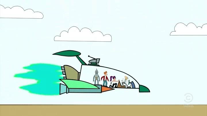 futurama saison 7 - Futurama : un retour plutôt bon ! 2