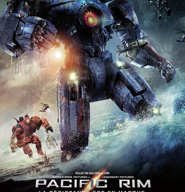 Pacific Rim : 15 minutes bien huilées