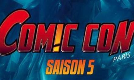 La série Buffy s'invite au ComicCon Paris