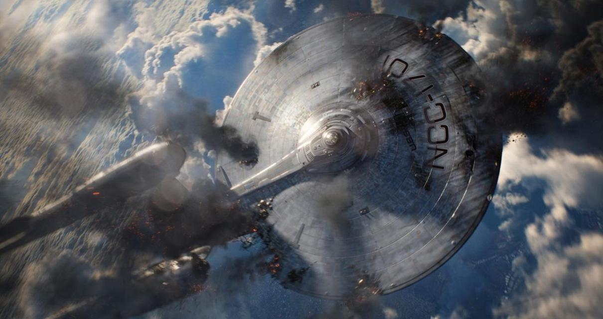 star trek - STAR TREK BEYOND : le trailer !
