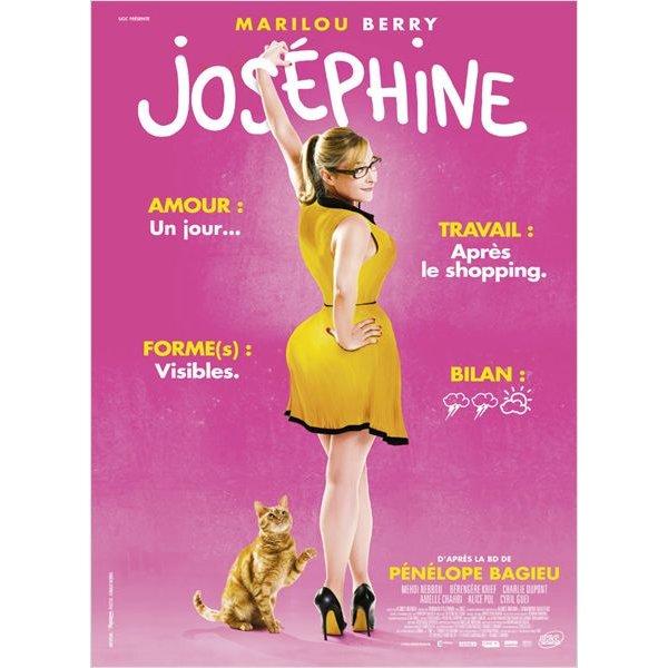 Joséphine : j'osais pas être drôle