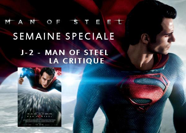 Man Of Steel : La critique