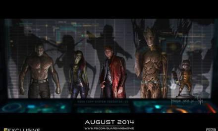 Gardiens de la Galaxie : la bande-annonce