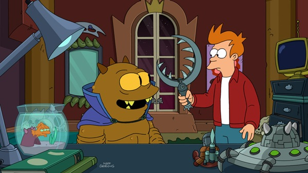 Futurama – T The Terrestrial