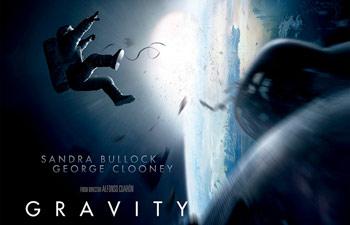 Gravity : deux extraits hallucinants