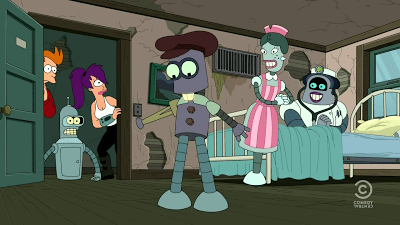 Futurama – 7×21 – Assie Come Home