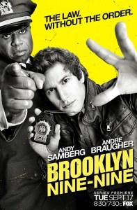 Brooklyn Nine-Nine-affiche