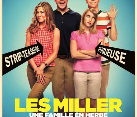 Les Miller une famille en herbe : famille recompostée