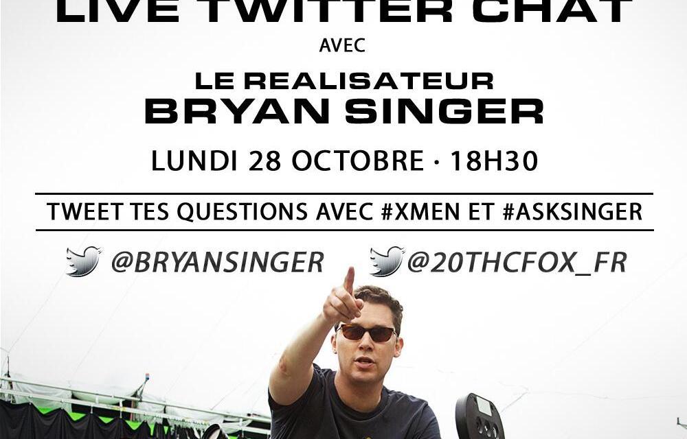 Posez vos questions à Bryan Singer