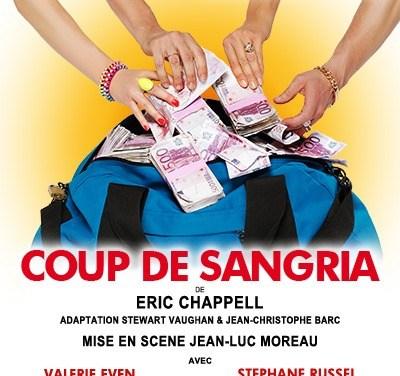 Coup de Sangria : le théâtre de boulevard comme il se doit ?