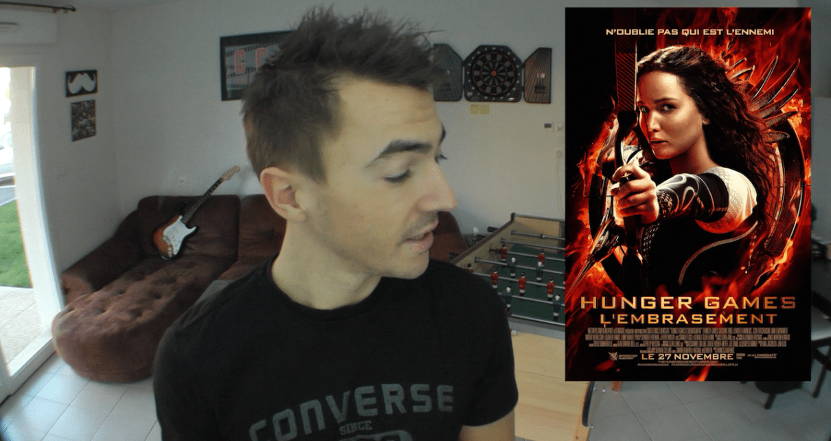 ccn - Critique Ciné News n°12 : HUNGER GAMES 2