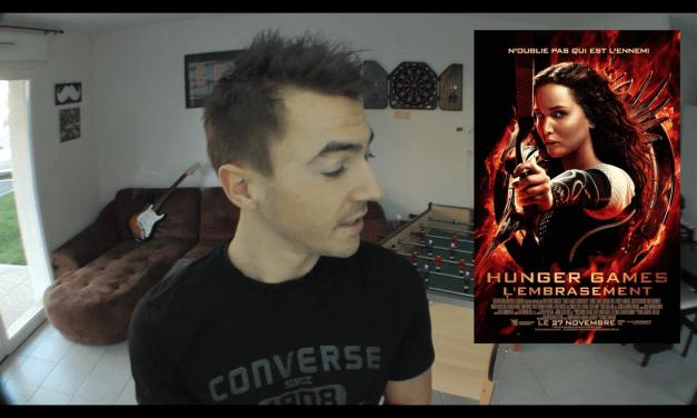 Critique Ciné News n°12 : HUNGER GAMES 2