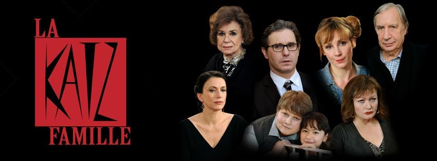 La famille Katz sur France 2 : familles, on vous aime !