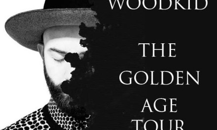 Woodkid en concert : the enchanting hipster