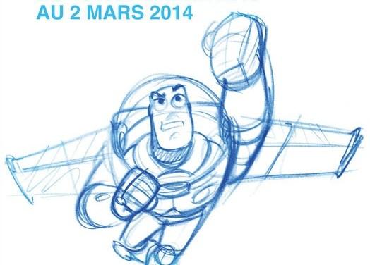 Exposition Pixar, 25 ans d'animation