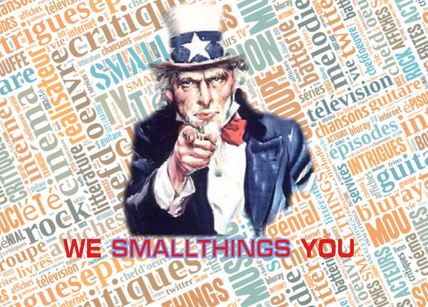 SmallThings en bref - SmallThings recrute ! recrutement