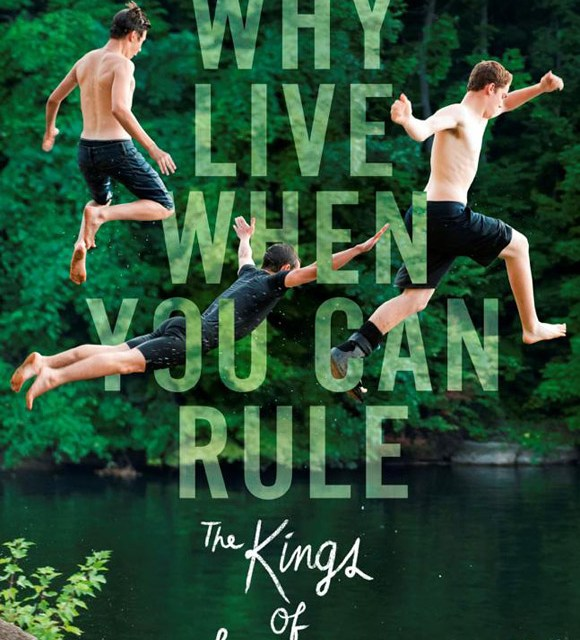 The Kings Of Summer : les rois du monde se battent entre eux