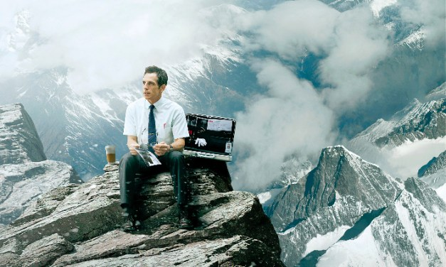 La Vie Secrète de Walter Mitty : stop read it, go watch it
