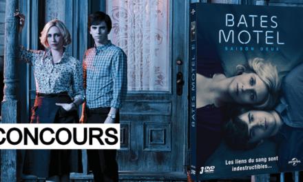 Concours – Gagnez la saison 2 de Bates Motel