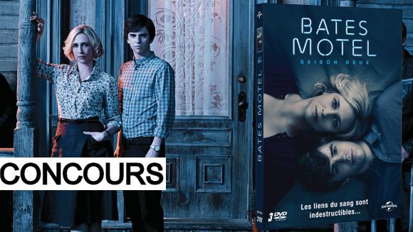 bates motel - Concours - Gagnez la saison 2 de Bates Motel